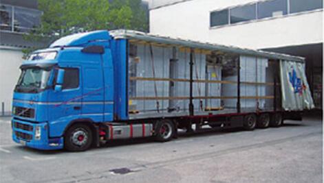 Spedition Witzel Transporte